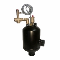 Cooling circuit WZS-0 + One-way thermal release valve BVTS for boilers 10-34kW
