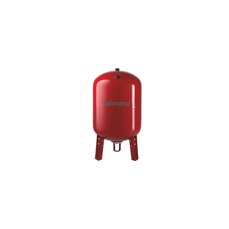 Pressurised expansion vessel for central heating IMERA RV - up to 8 ...