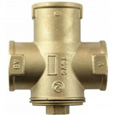 Zawór mieszający trójdrogowy 32mm (5/4 cala) REGULUS TSV5