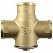 Zawór mieszający trójdrogowy 40mm (6/4 cala) REGULUS TSV6