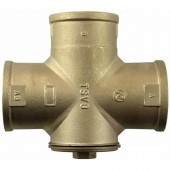 3-way thermic valve 50mm (2 inch) REGULUS TSV8
