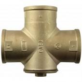 Zawór mieszający trójdrogowy 50mm (2 cale) REGULUS TSV8