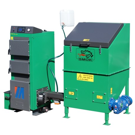 Boiler For Wood Chips And Pellet MODERATOR VENTO Multi