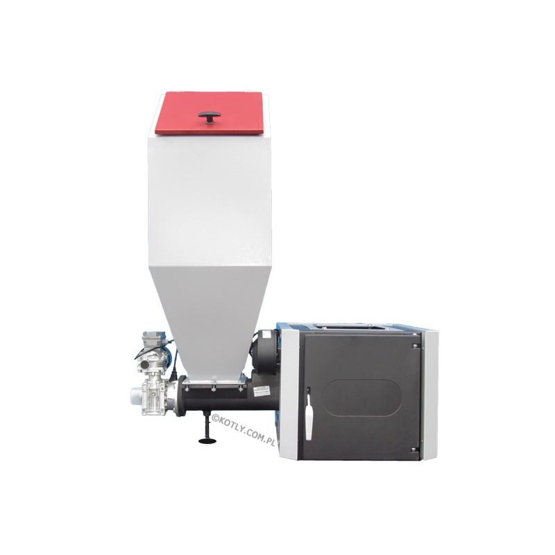Automatischer Festbrennstoff Heizkessel, Kohle Küchenherd ...