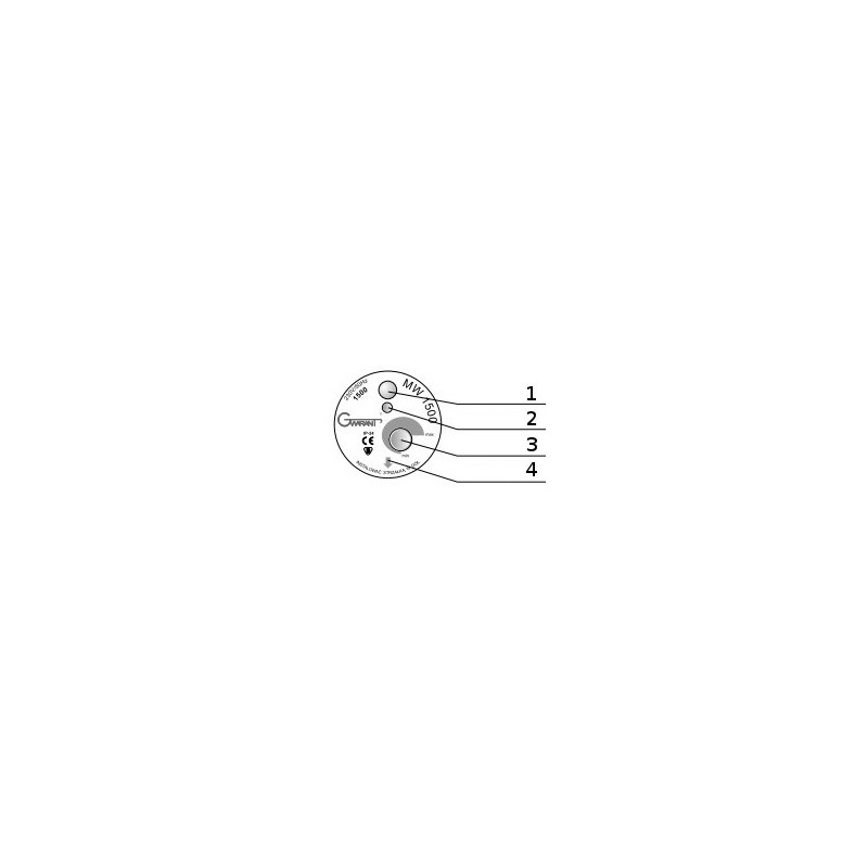 Electric immersion heater for free standing hot water tank GWARANT ...