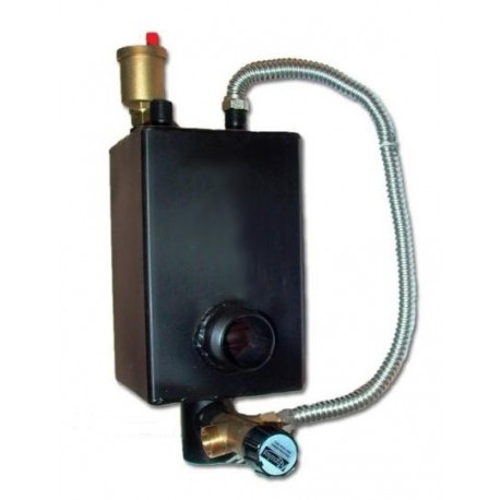 Sicherheitswärmetauscher WZS-2 für Kessel bis 34 kW
