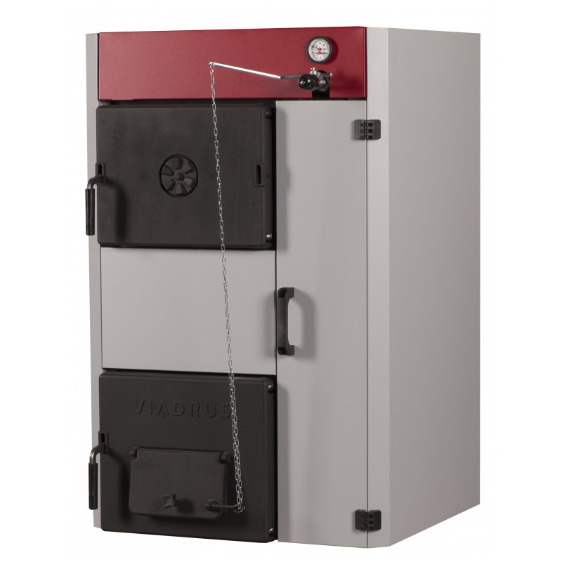 Cast iron central heating boiler Viadrus U28 Hercules 5 segments ...