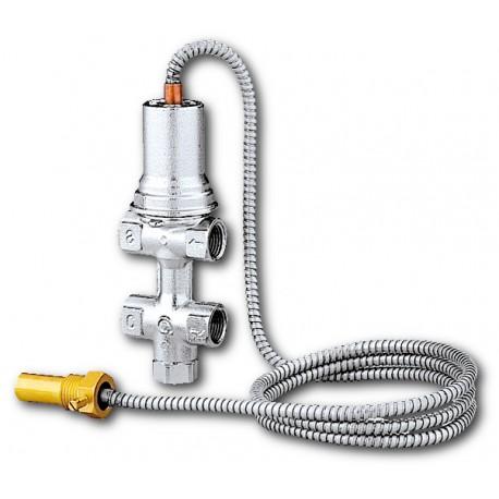 Zwei-Wege-Ventil CALEFFI mit einer 1.3m Kapillare (Thermische ...