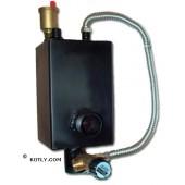 Wężownica schładzająca WZS-2 z zaworem termostatycznyn BVTS dla kotłów o mocy 10-34 kW