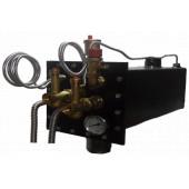 Wężownica schładzająca WZS-4 z zaworem termostatycznyn BVTS dla kotłów o mocy 90-150 kW