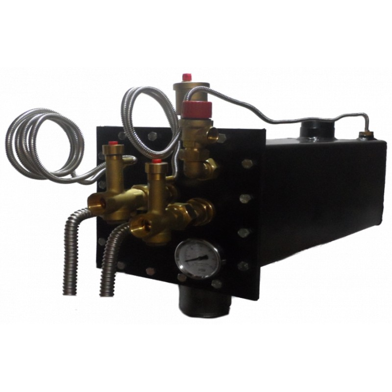 Safety heat exchanger wzs 4 for boilers up to 150 kw boiler safety heat exchanger wzs 4 for 90 150 kw boilers with bvts thermostatic publicscrutiny Images