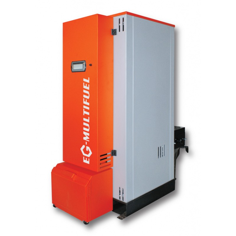 Biomass boiler EG-Multifuel for pellet and wood chips ... 0af0caab792