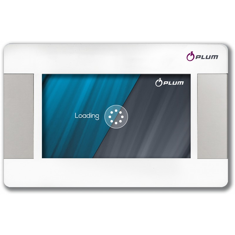 Room temperature controller PLUM ecoSTER TOUCH - KOTLY.COM