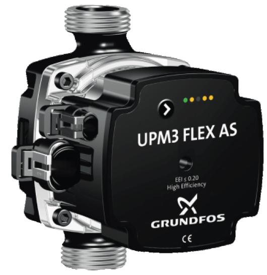 GRUNDFOS UPM3 FLEX AS www.kotly.com