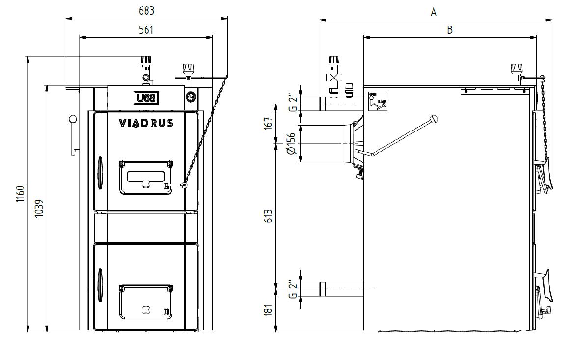 Viadrus U68